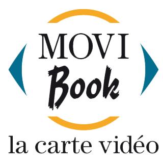 Plaquette et brochure vidéo – Movi Book